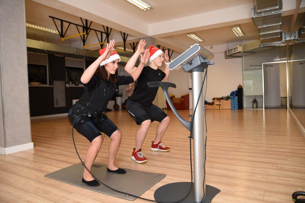 Prezent na święta to już nie problem. Klub Fitness i siłownia iFitt to idealny prezent na święta.